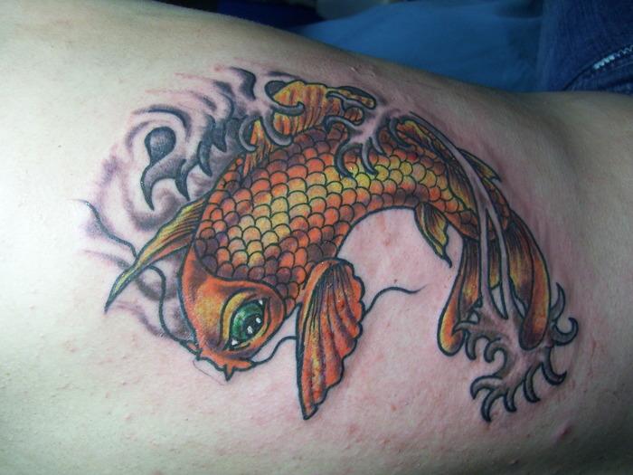 pez koi molina tattoo pez koi tattoos tattoo designs tattoo
